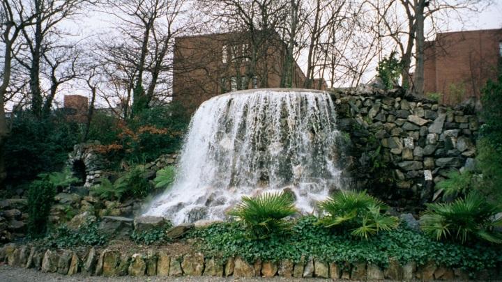 Matéria Dublin - Iveagh Gardens