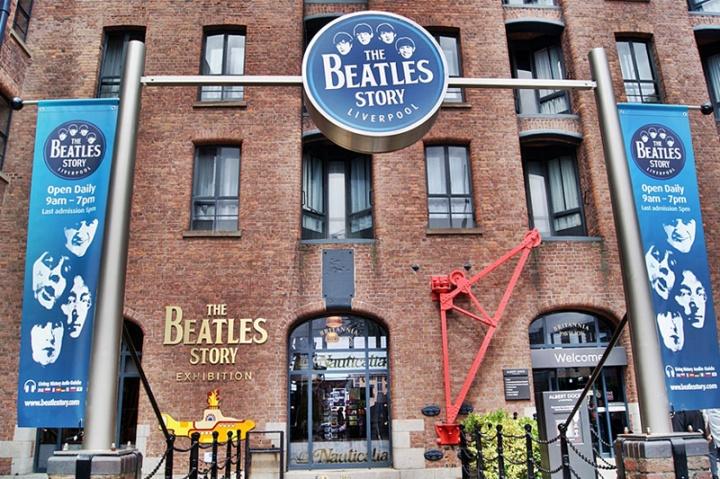 beatles-story