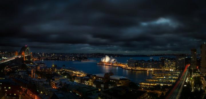 Intercâmbio em Sydney