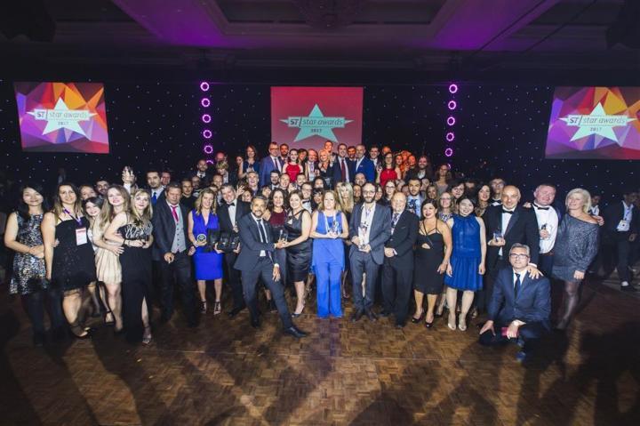 Todos os premiados pela ST Star 2017