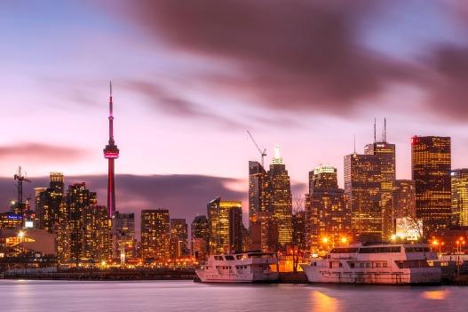 IE Intercâmbio - Canadá - Toronto