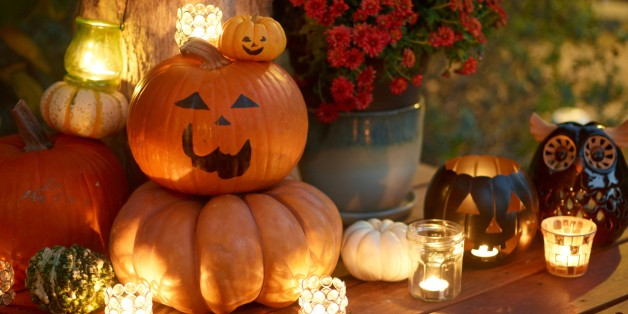 IE Intercâmbio - Halloween