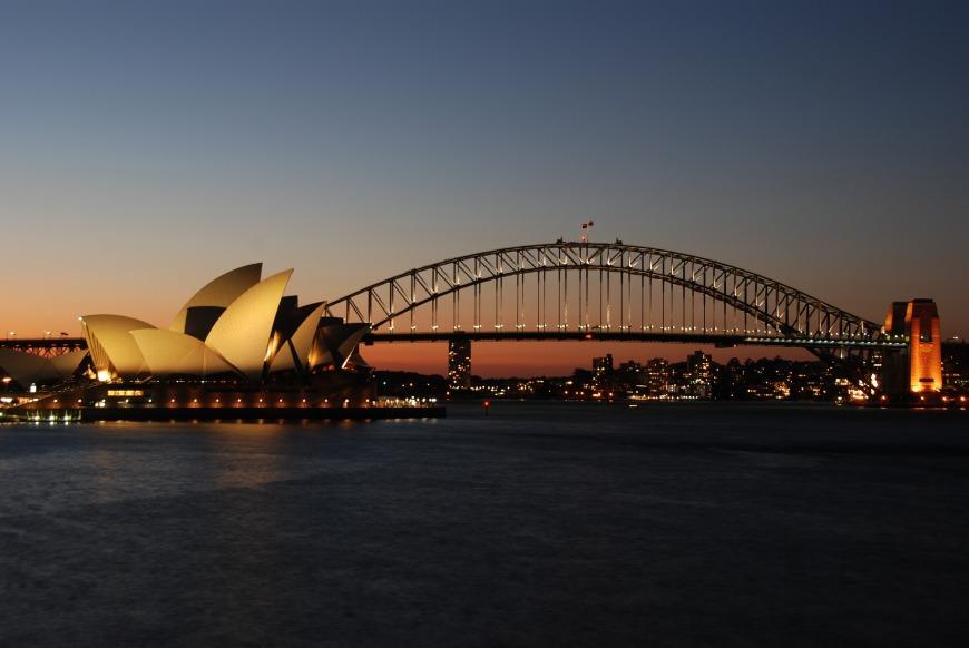 Austrália - IE Intercâmbio