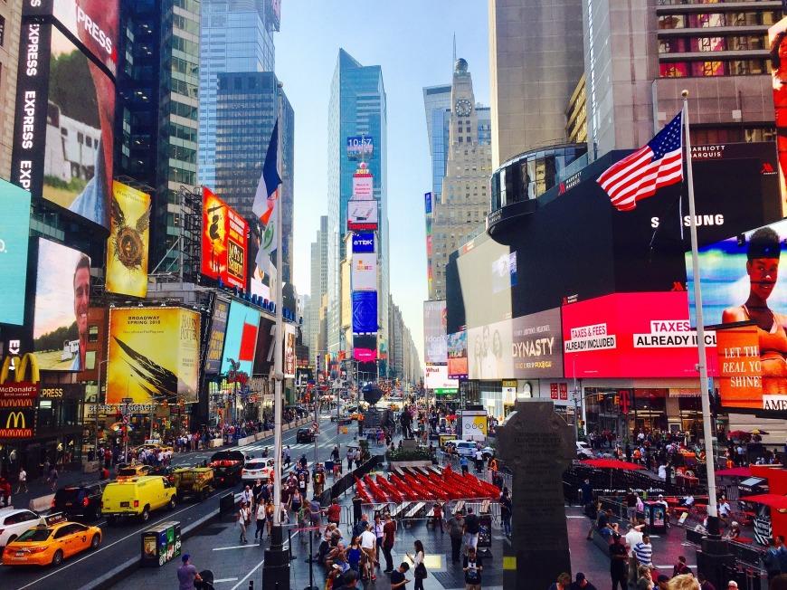IE Intercâmbio - New York