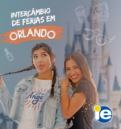 Orlando Teen - IE Intercâmbio