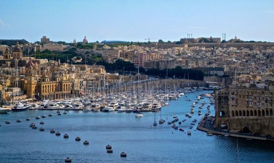 Malta - IE Intercâmbio