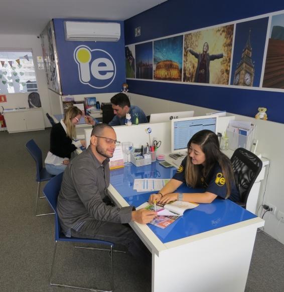IE Intercâmbio - Franquia IE