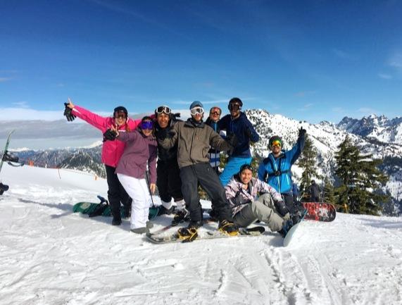 Work Experience IE | Estação de esqui